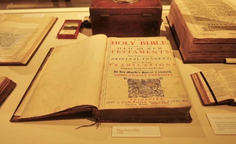 Jak powstał kanon Biblii? Wykład Vyacheslava Okuna SJ