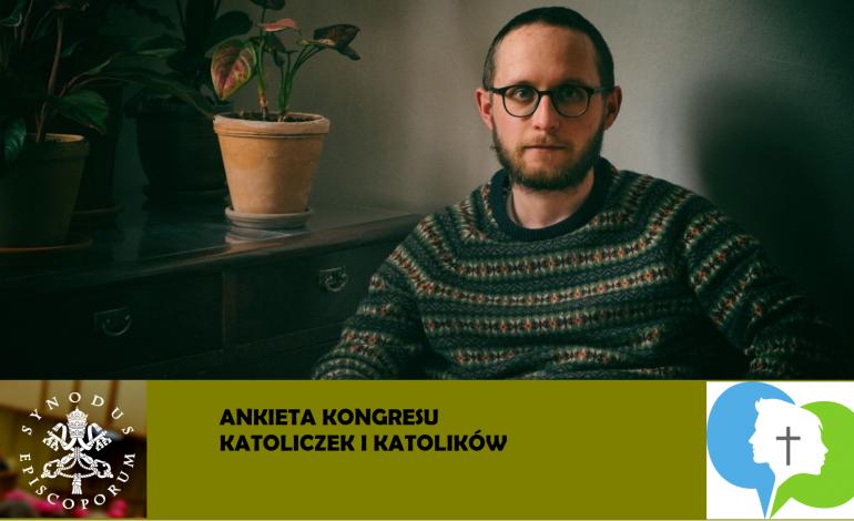 Dudkiewicz: Trzeba dotrzeć do młodzieży, migrantów, osób LGBT oraz sióstr zakonnych