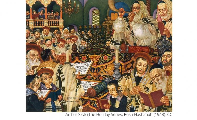 Życzenia z  okazji Rosz HaSzana / Nowego Roku żydowskiego