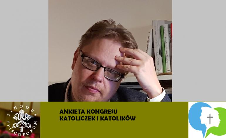 Jarema Piekutowski: Z biskupami rozmawiajmy otwarcie i po ludzku